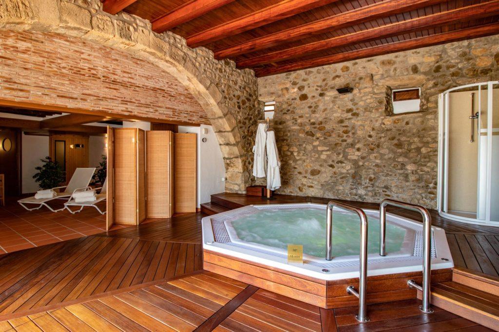 Casa rural con encanto y spa